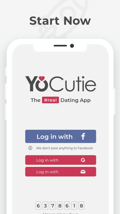 YoCutie - 100% Free. The #real Dating App. The App Store android Code Lads