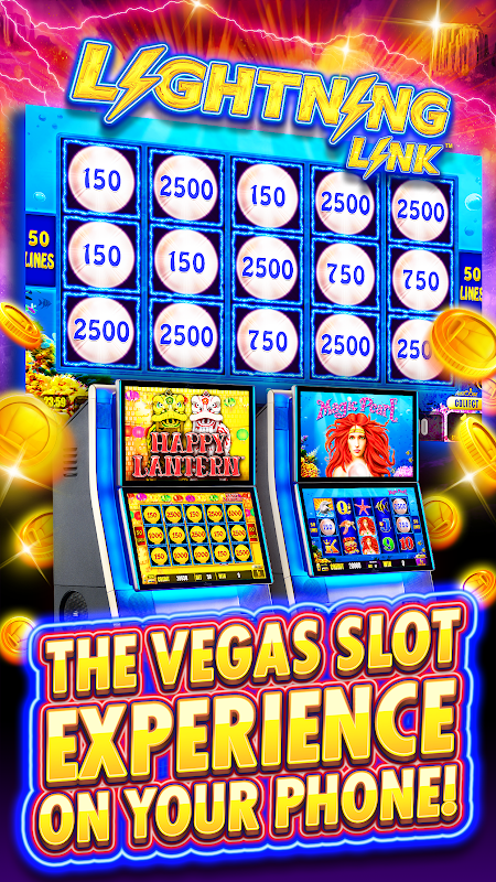 Screenshot Cashman Casino: Free Slot Games APK