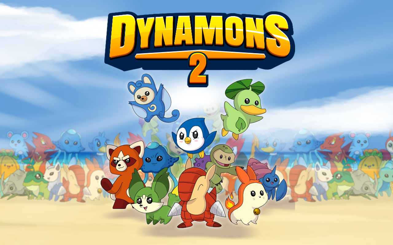 Dynamons 2 by Kizi The App Store android Code Lads