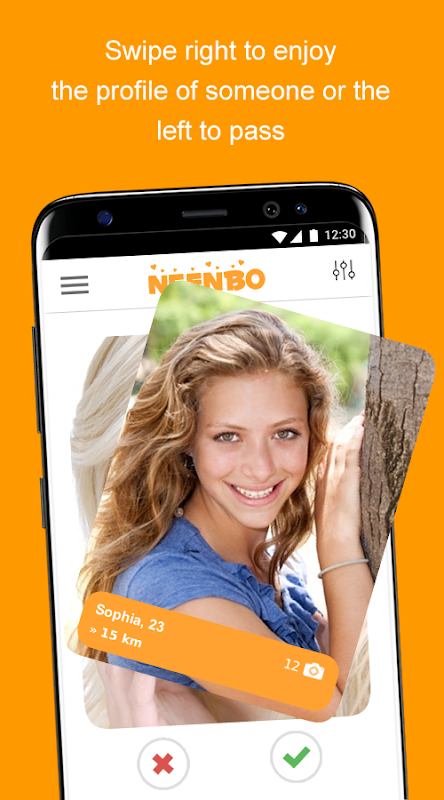 Neenbo - chat, dating and meeting The App Store android Code Lads