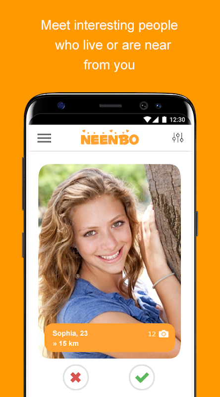 Neenbo - chat, dating and meeting The App Store