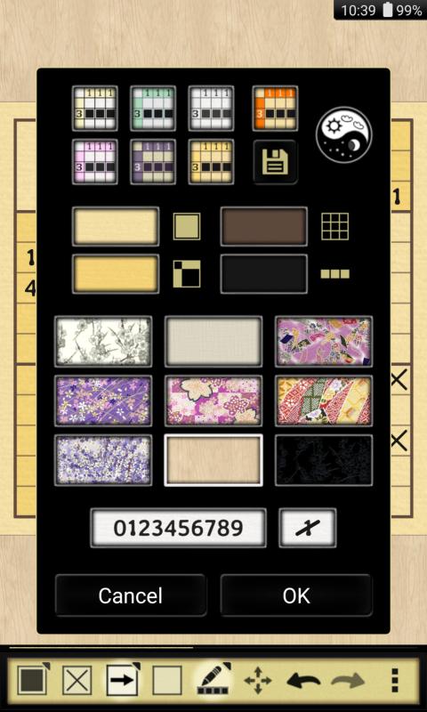 Screenshot Nonograms Katana APK
