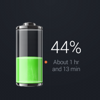 Battery The App Store