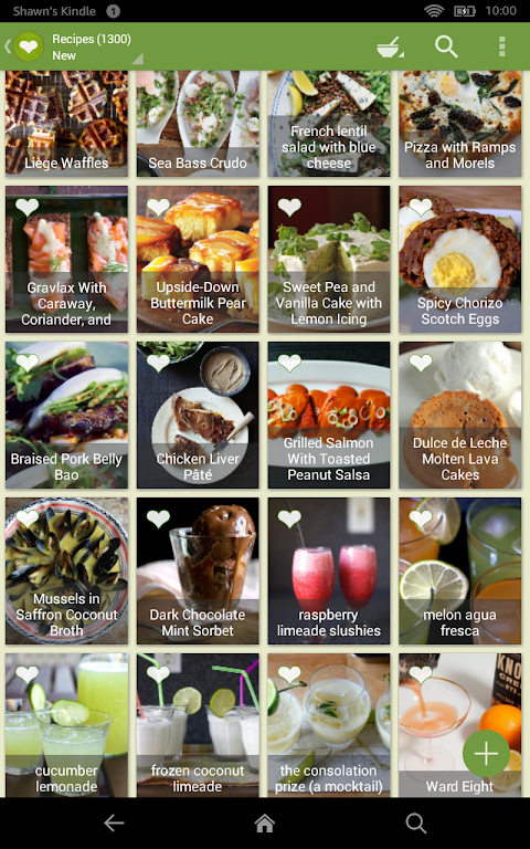 ChefTap: Recipe Clipper, Planner and Grocery List The App Store android Code Lads