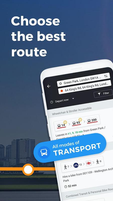 Moovit: Bus, Rail, Timetables, Maps The App Store