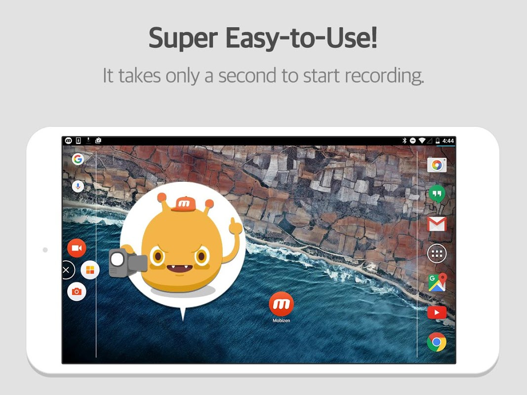 Mobizen Screen Recorder - Record, Capture, Edit The App Store android Code Lads