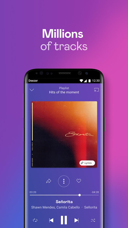 Deezer Music Player: Songs, Playlists & Podcasts The App Store android Code Lads