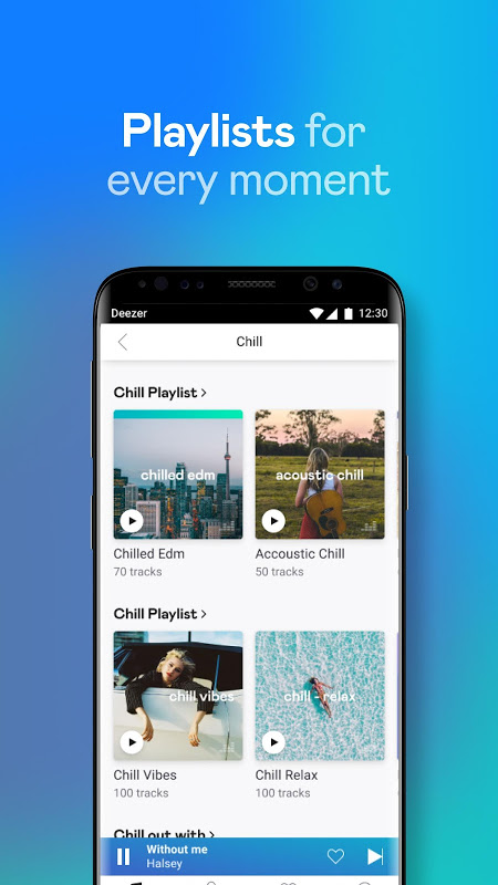 Deezer Music Player: Songs, Playlists & Podcasts The App Store