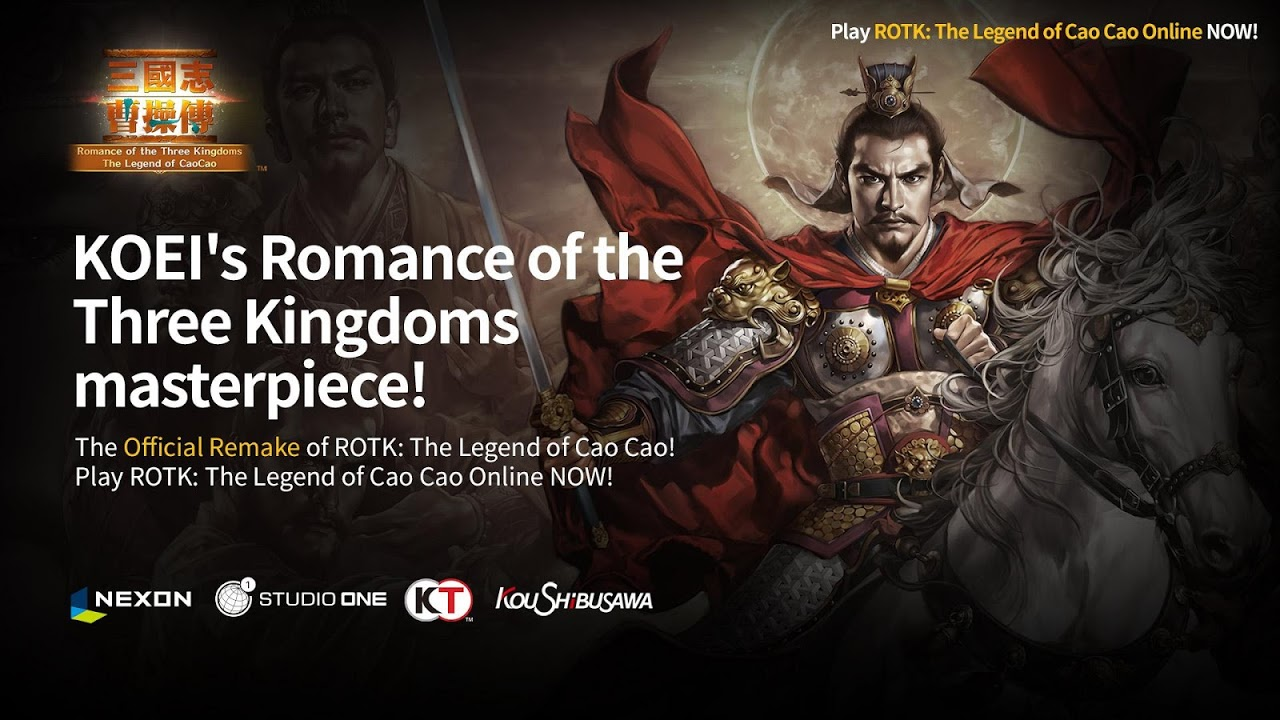 ROTK The Legend of CaoCao The App Store android Code Lads