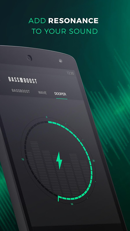 Bass Booster - Music Sound EQ The App Store android Code Lads