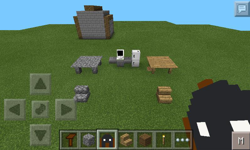 Screenshot Mods for Minecraft PE APK