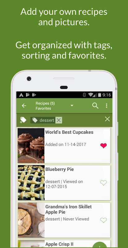 ChefTap: Recipe Clipper, Planner and Grocery List The App Store