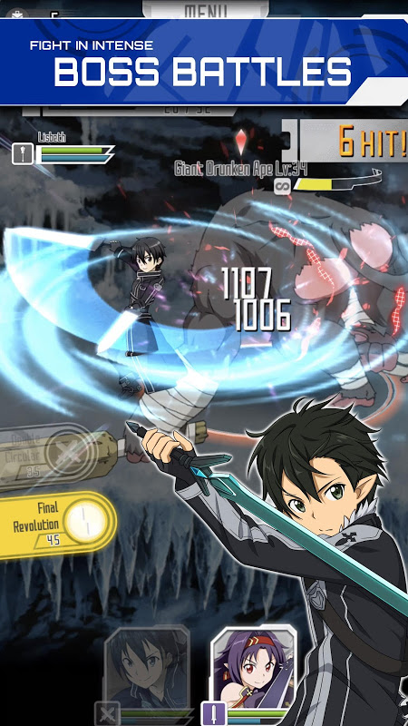 SWORD ART ONLINE:Memory Defrag The App Store