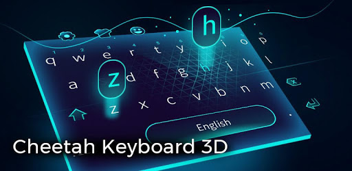 Cheetah Keyboard-Gif,Emoji Keyboard 3D Themes 5.2.0 Apk for android