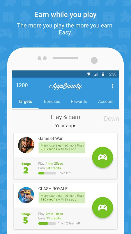 AppBounty – Free gift cards The App Store android Code Lads