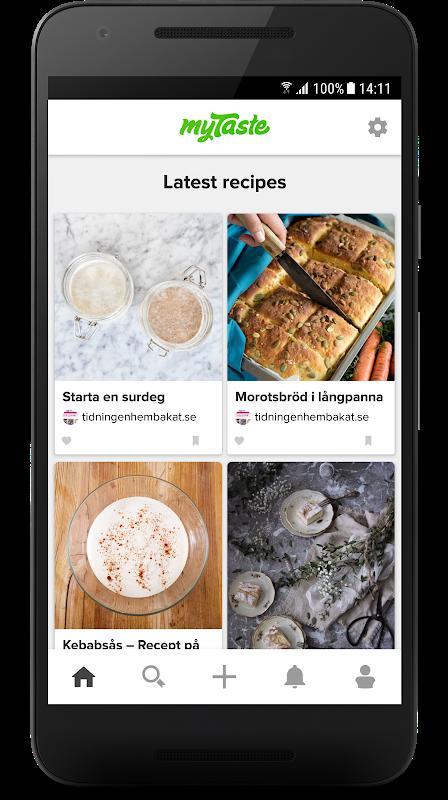 myTaste Recipes The App Store