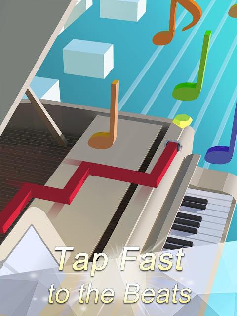 Screenshot Dancing Line APK