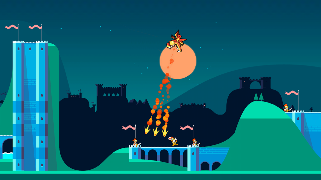 Screenshot Drag'n'Boom APK