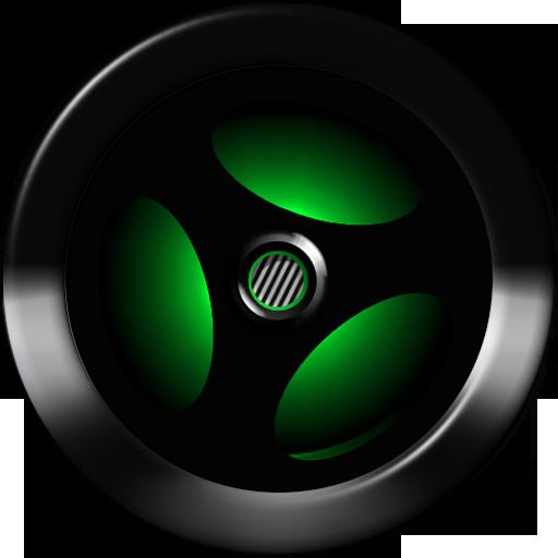 AkilaGreen Next launcher theme