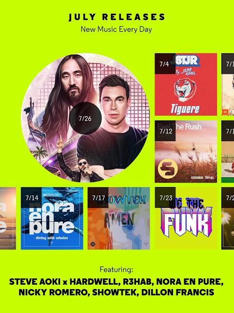 Screenshot Beat Fever: Music Planet APK