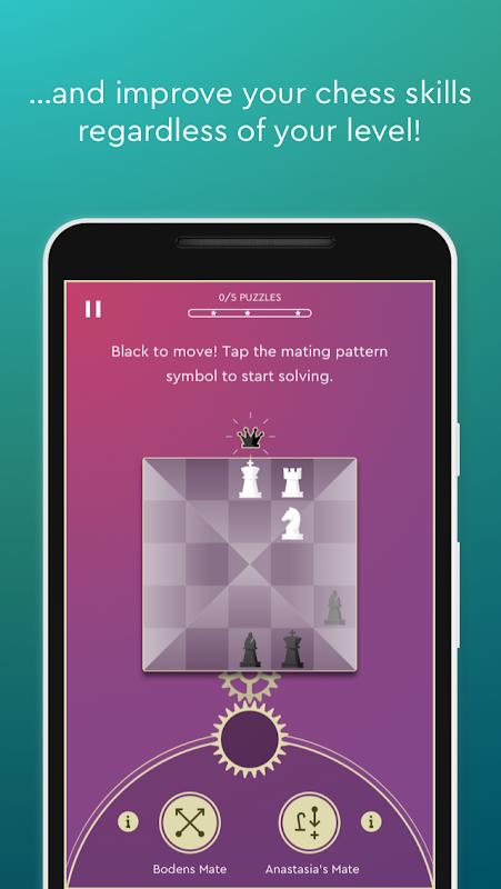 Screenshot Magnus Trainer - Learn & Train Chess APK