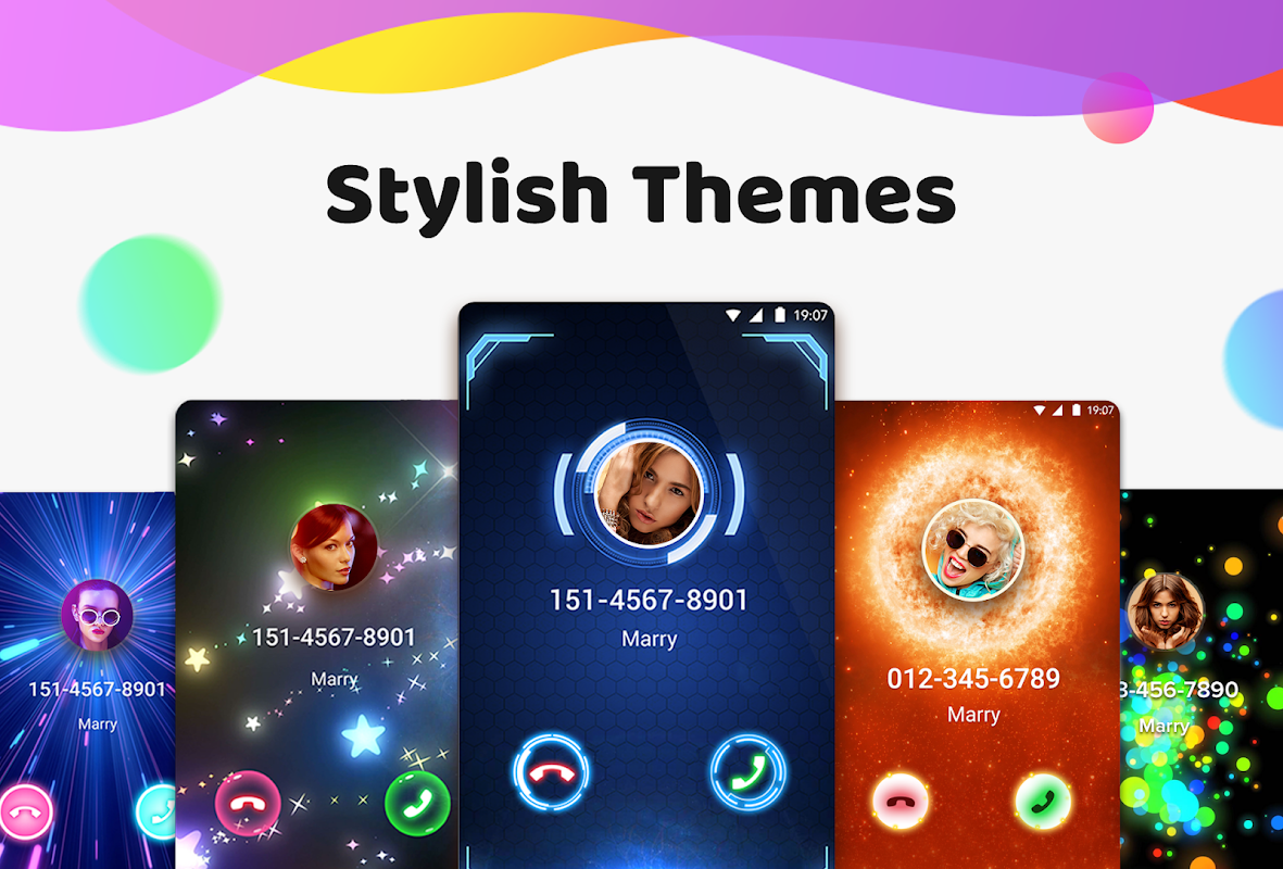Color Phone Flash - Call Screen Themes The App Store
