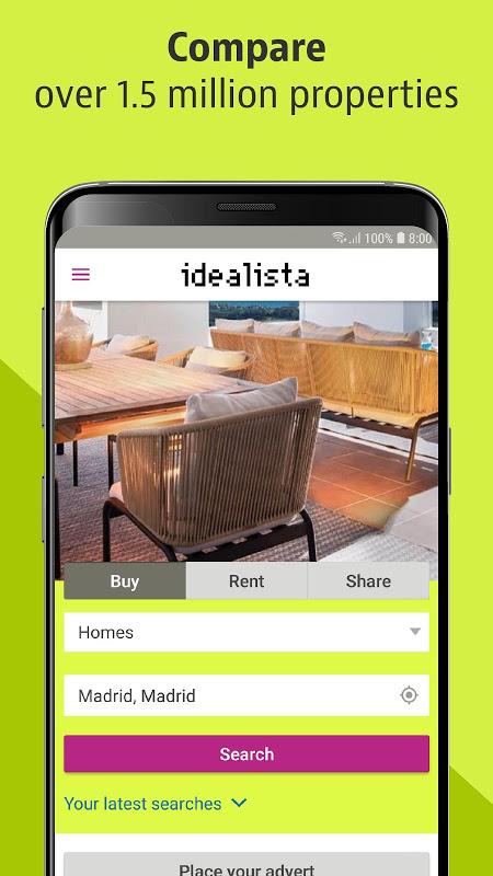 idealista The App Store