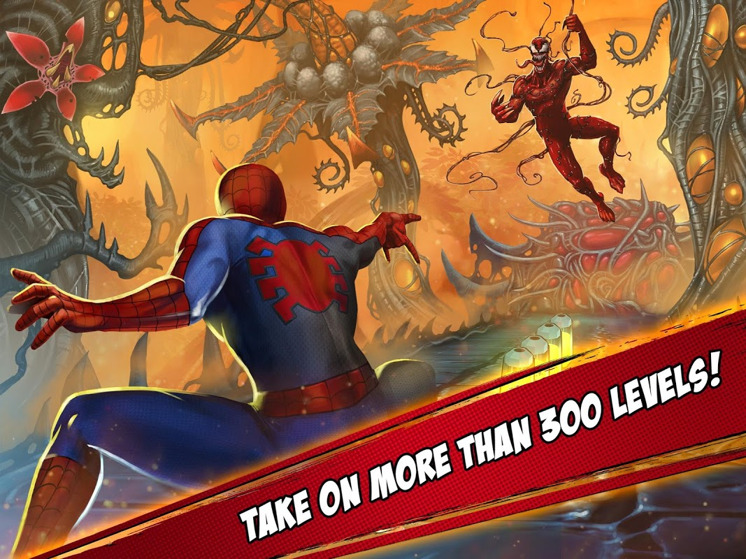 MARVEL Spider-Man Unlimited The App Store android Code Lads