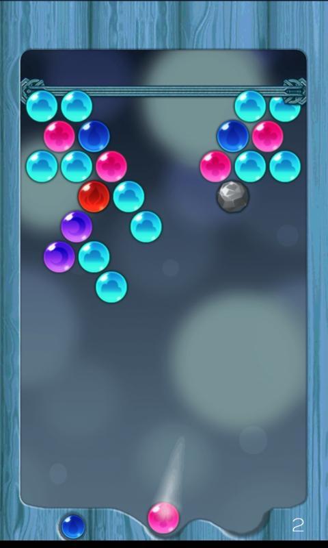 Screenshot Bubble Hit APK