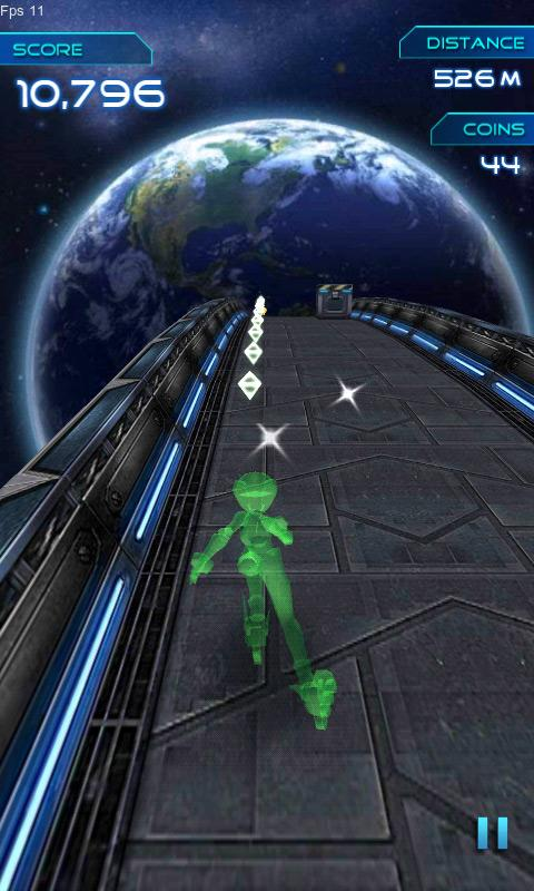 Screenshot X-Runner APK