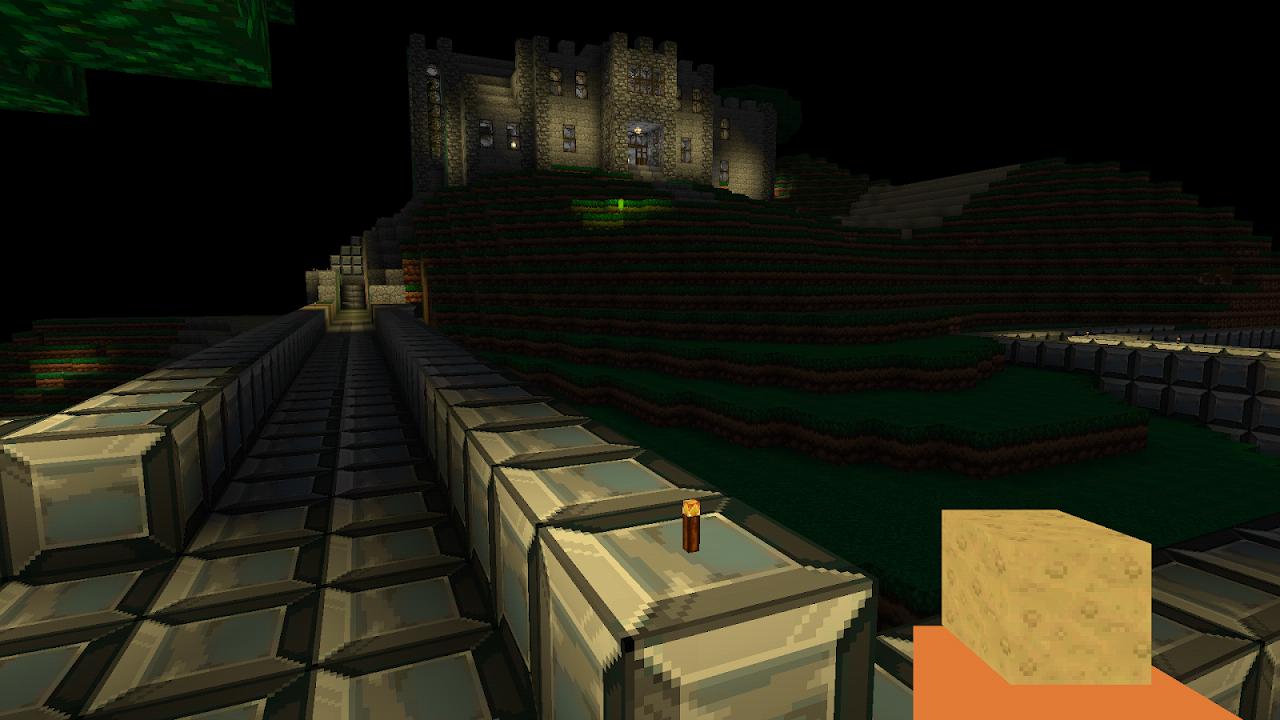 Screenshot com.mohitdev.minebuild APK