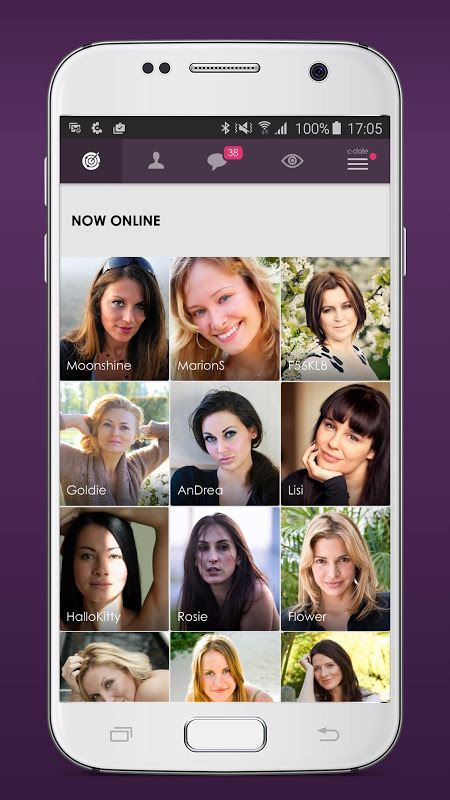 C-Date – Dating with live chat The App Store android Code Lads