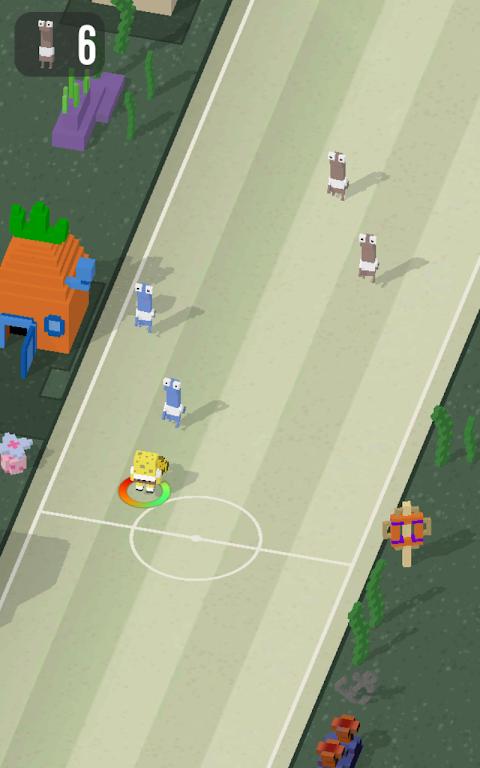 Screenshot Nick Football Champions APK
