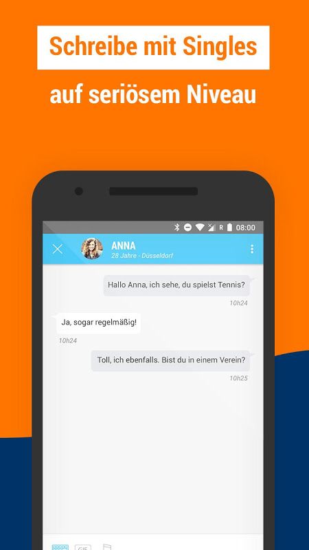 Screenshot LoveScout24 - Flirt App APK