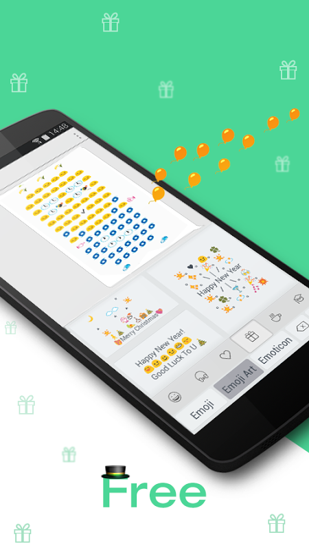 TouchPal Emoji - Color Smiley The App Store