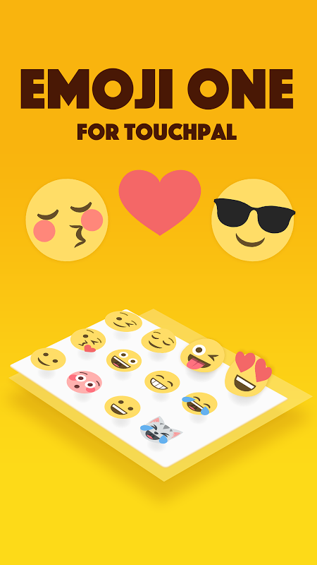 Emoji One TouchPal Plugin The App Store android Code Lads