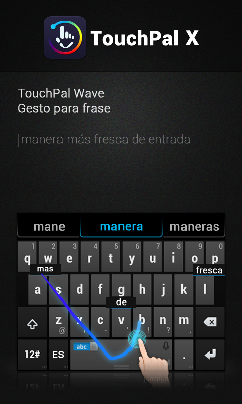 TouchPal Spanish Pack The App Store android Code Lads