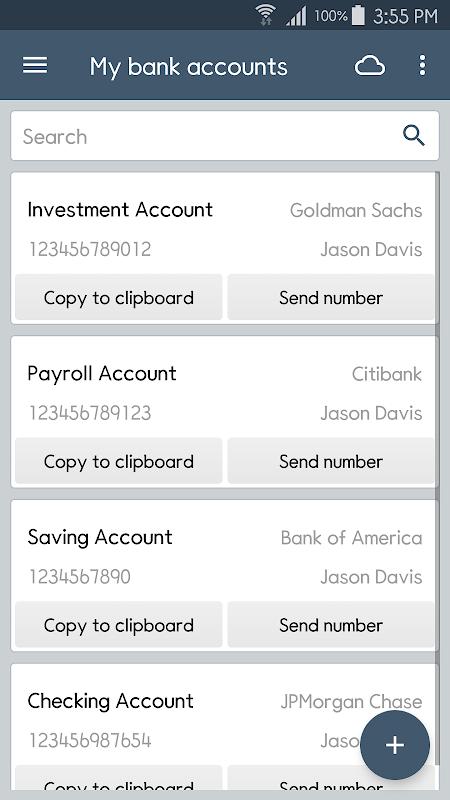 Screenshot ClevNote - Notepad, Checklist APK