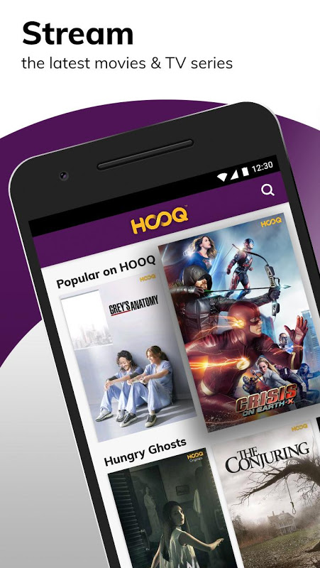 HOOQ: Watch Movies, TV Shows, Live Channels & News The App Store