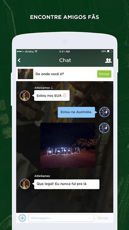 Screenshot Rainbow Six Amino em Português APK