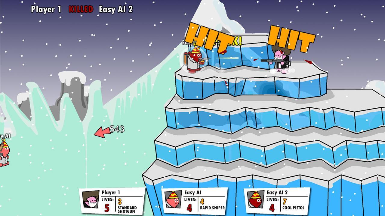 Screenshot Mayhem Gun Crazy 2 APK