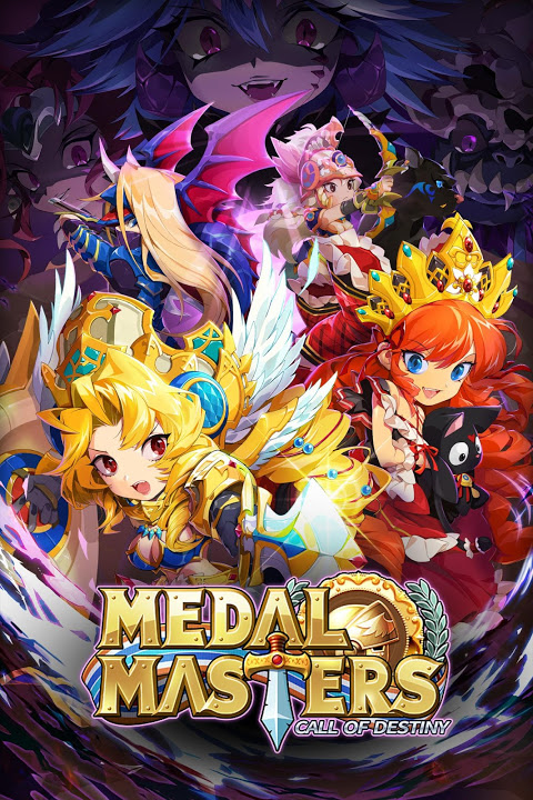 Medal Masters The App Store android Code Lads
