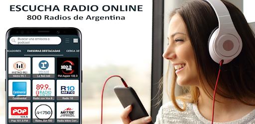 Radio Argentina: FM Radio, AM Radio, Online Radio