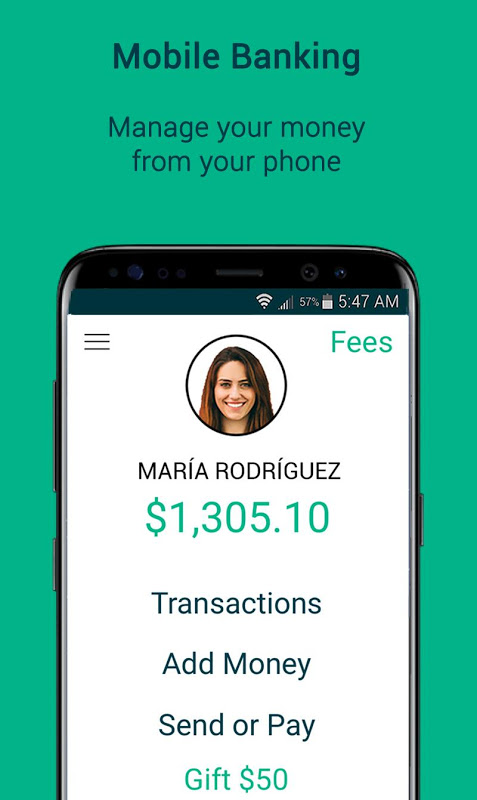 Screenshot Safe prepaid VISA card on your phone right away APK