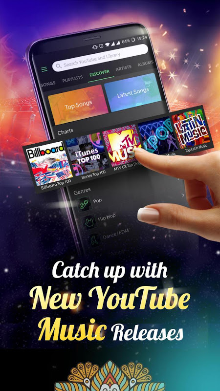 Lark Player —— YouTube Music & Free MP3 Top Player The App Store