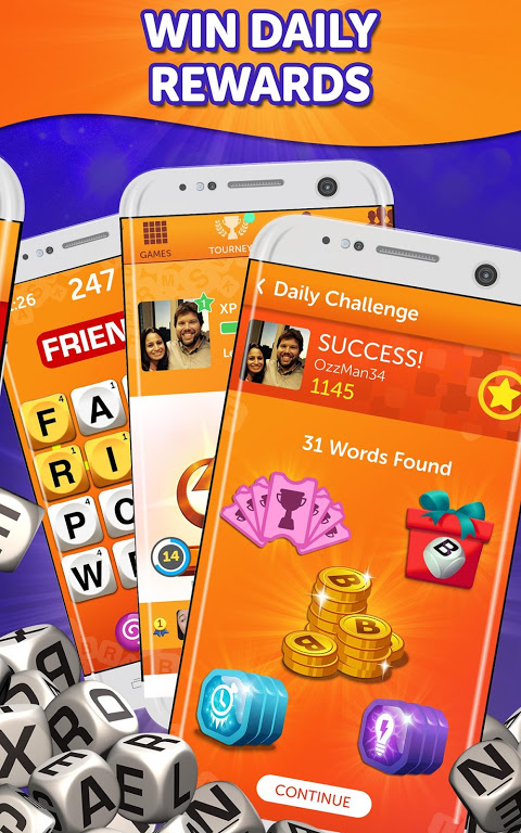 Screenshot Boggle With Friends: Word Game APK