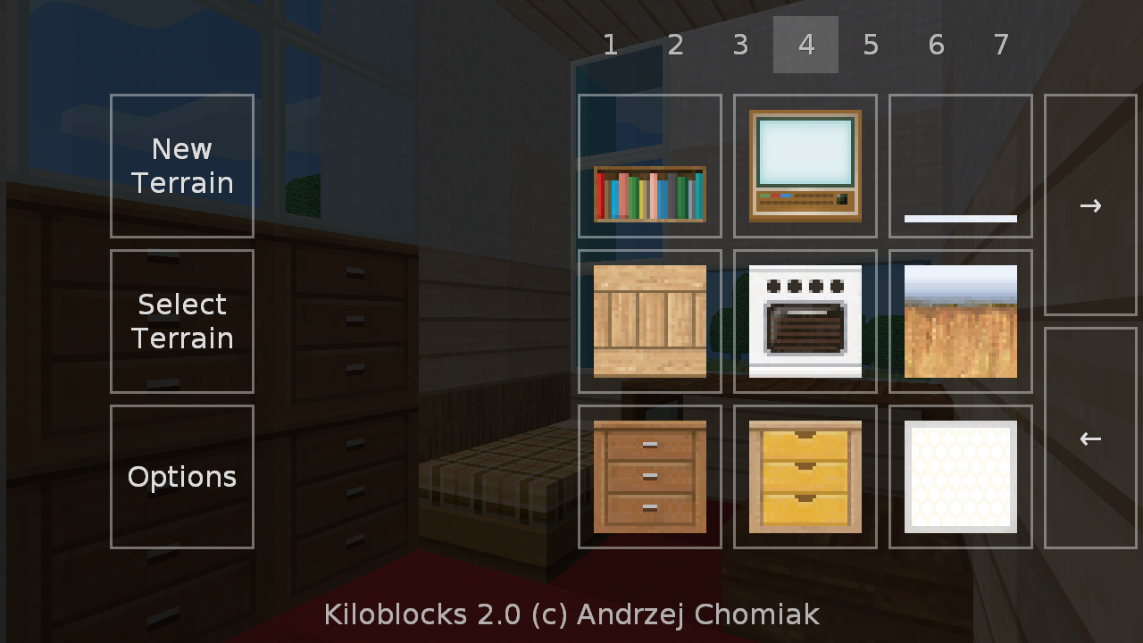 Screenshot Kiloblocks APK
