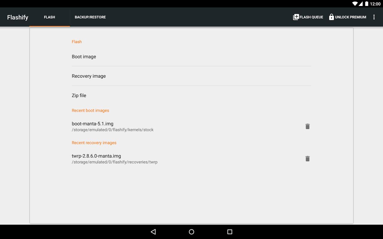 Flashify Full(Premium Unlocked) The App Store