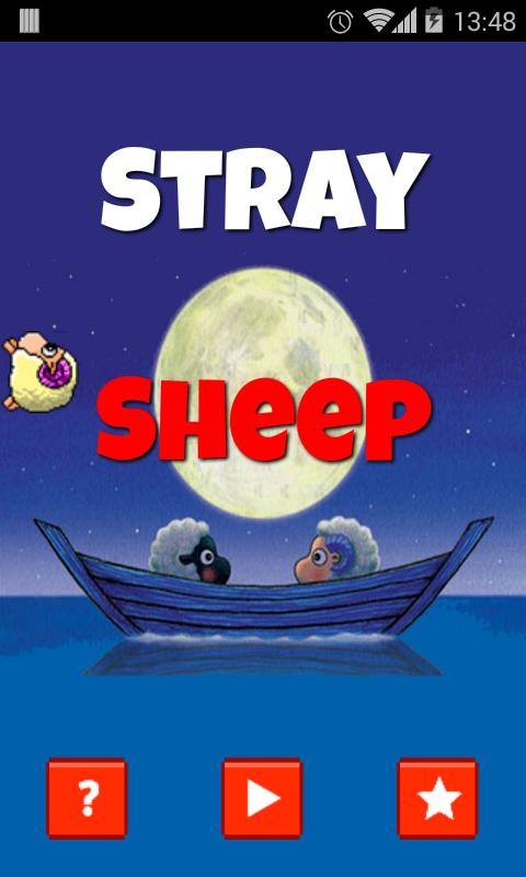 Screenshot Stray Sheep APK