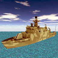 Sea Battle 3D - Naval Fleet Game